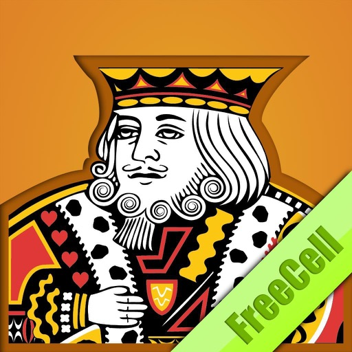 Ace FreeCell Free for iPad and iPhone icon