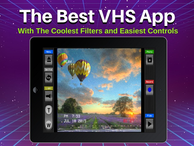 Videotape dating apps