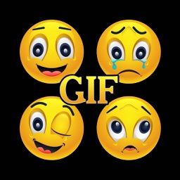 Funny Animated GIF Emoji Stickers