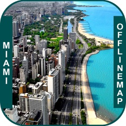 Miami_Florida Offline maps & Navigation
