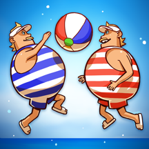 Volley Sumos - Two-player versus game