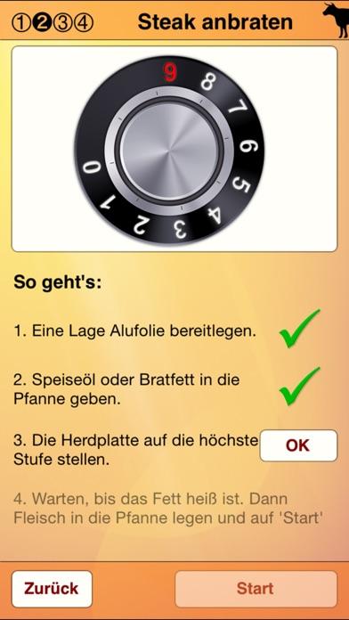 Screenshot for Steak Master - Perfekte Steaks in Germany App Store