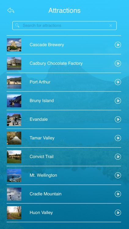Tasmania Island Tourist Guide screenshot-2