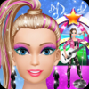 Pop Star Makeover: Girl Makeup and Dressup Game Icon
