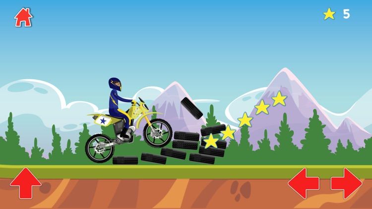 Motorcycles for Babies Free screenshot-4