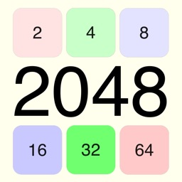 2048 Anywhere Apple Watch App