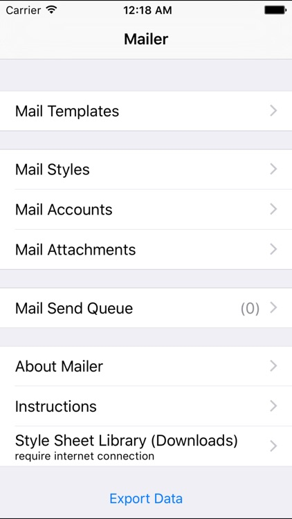 Mailer - Newsletters and Group Mail with HTML