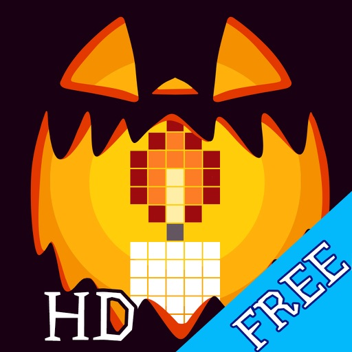 Fill and Cross. Trick or Treat 3! Free HD