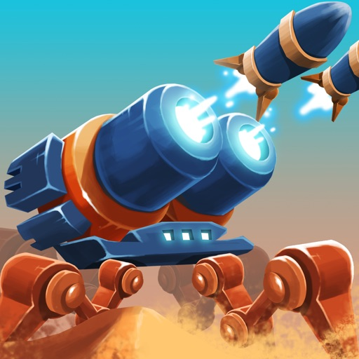 Tower Defense Zone 2 iOS App