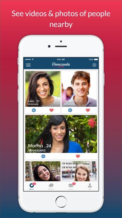 Venezuela Social Date,Chat with Venezuelan Singles