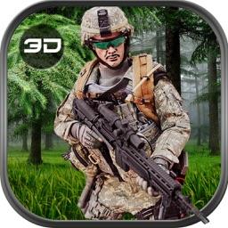 Sharp Sniper Commando - Army Mision 3D