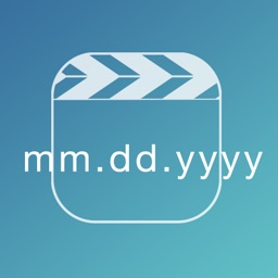 Video With Date (Time Stamp Your Videos)