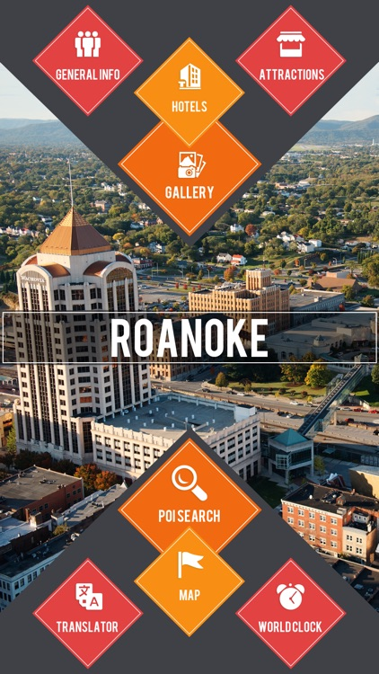 Roanoke Visitor Guide screenshot-1