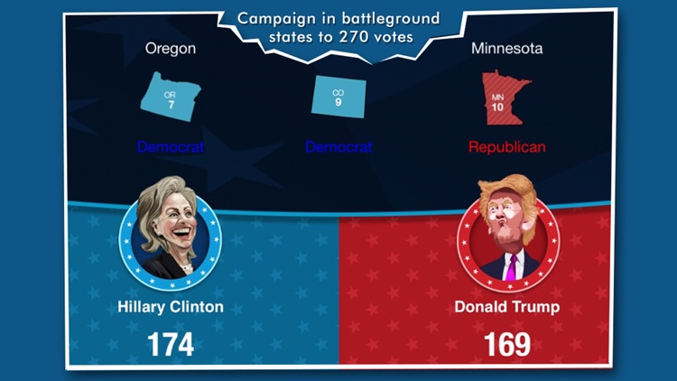 Battleground - The Election Game (FREE)