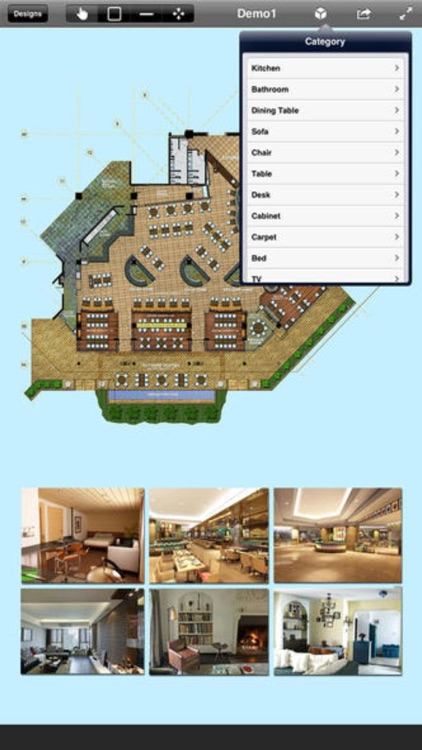 Home Plan - Interior Design & Floor Plan