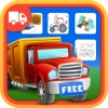 Trucks For Kids - Activity Center Things That Go - iPhoneアプリ
