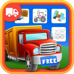Trucks For Kids - Activity Center Things That Go