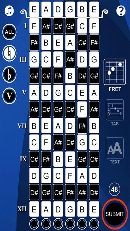 Guitar Notes Flash Cards screenshot-4