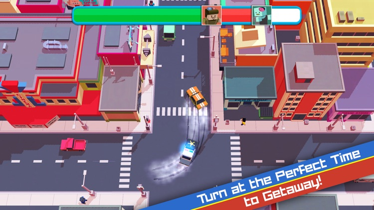 High Speed Police Chase! screenshot-1