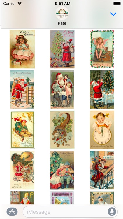 Merry Christmas & Happy New Year - Greetings cards screenshot-3