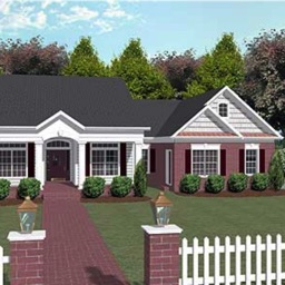 Ranch - House Plans