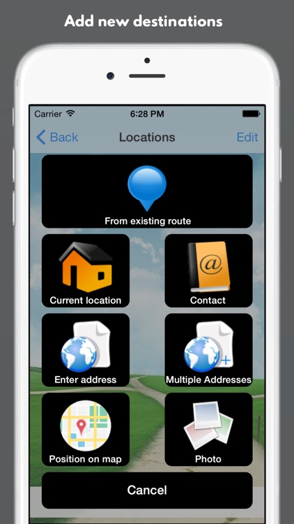 Best Route Optimizer Pro - Planning multiple stops