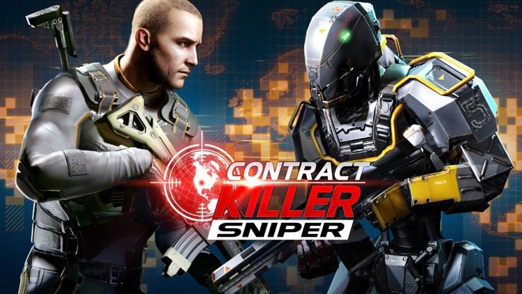 Contract Killer: Sniper screenshot-0