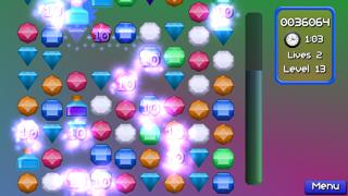 Jewel Match Jam : Pop and blast out 3 gems mania!Captura de pantalla de3