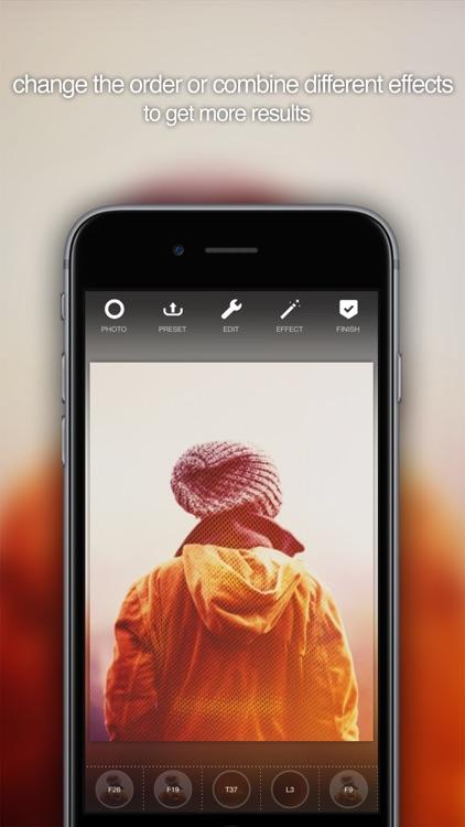 RetouchBox - mix your custom filter screenshot-3
