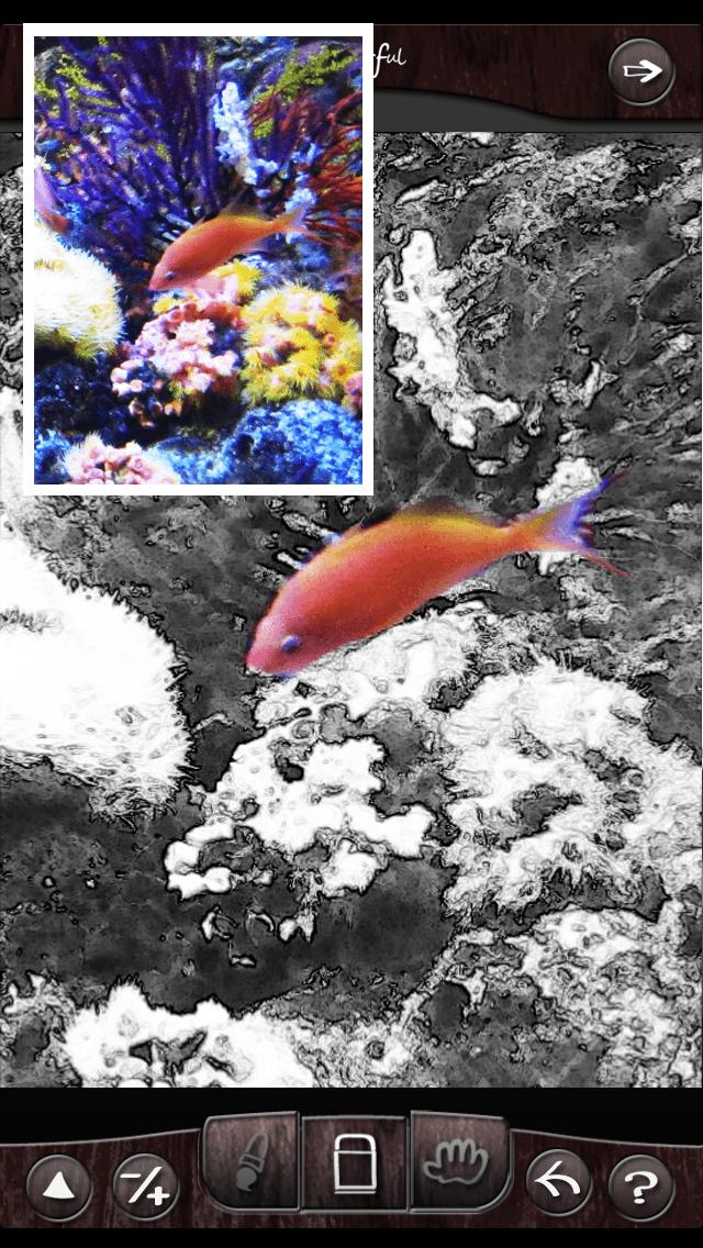 Colorful-白黒やモザイク、セピアで無料の画像編集できるカメラアプリ!のおすすめ画像4