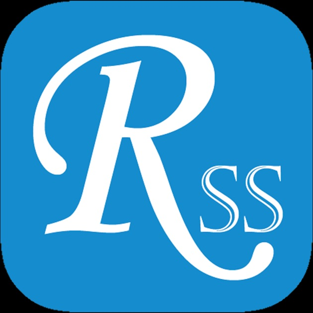 RSS Media Reader On The App Store