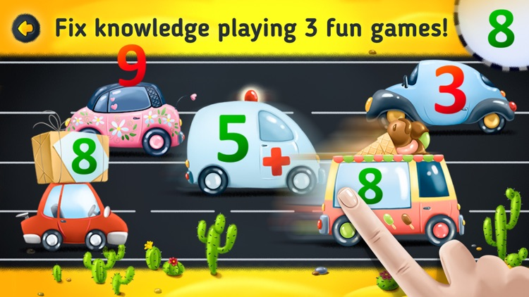 Learn Numbers educational game