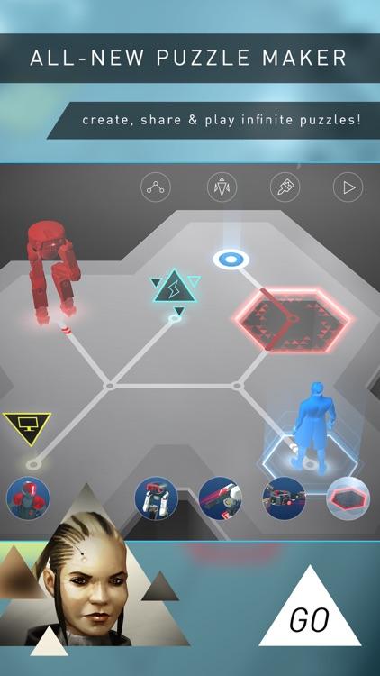 Deus Ex GO screenshot-3