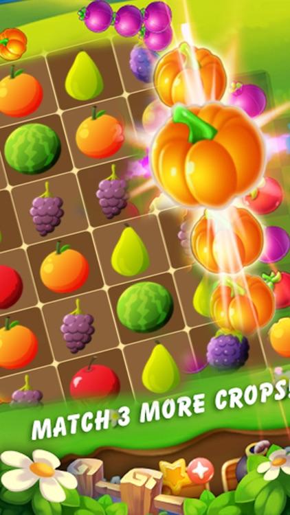 Juice Fruit Candy World