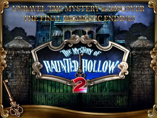 Mystery of Haunted Hollow 2: Point & Click Games-ipad-0
