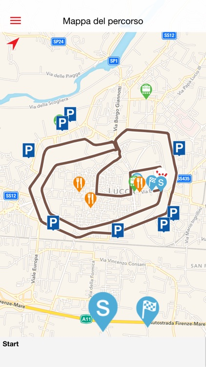 Lucca Marathon screenshot-3