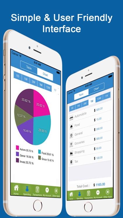 Spending Tracker Expense Lite