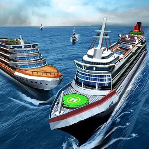Ship Simulator 2016. My Yacht Sim The Cruise Harbor Master Captain