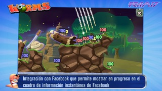 Screenshot for WORMS in Chile App Store