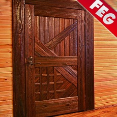 Activities of Escape Game Stylish Wooden House