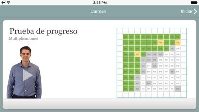 Screenshot for XtraMath in Spain App Store