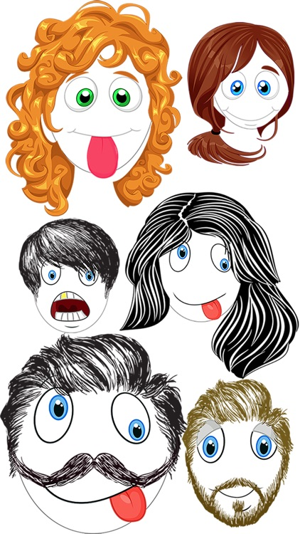 Faces (Pack 1)