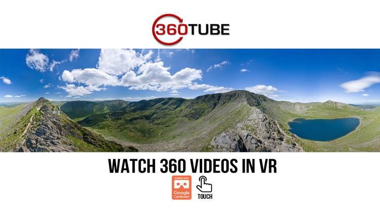360TUBE: VR apps games & videos (Google Cardboard)
