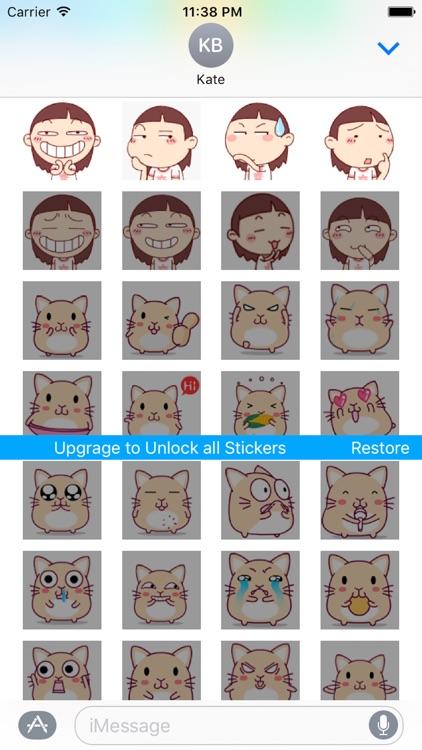 Dumoji Stickers screenshot-4