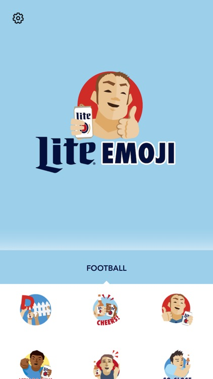Football Stickers by Lite screenshot-1