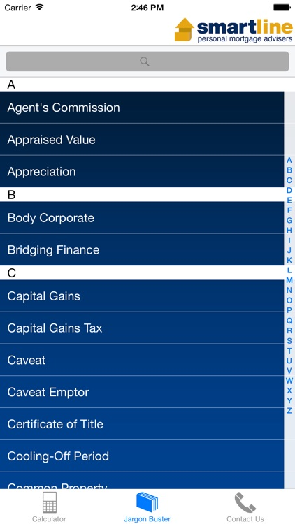 Smartline Loan Calculator