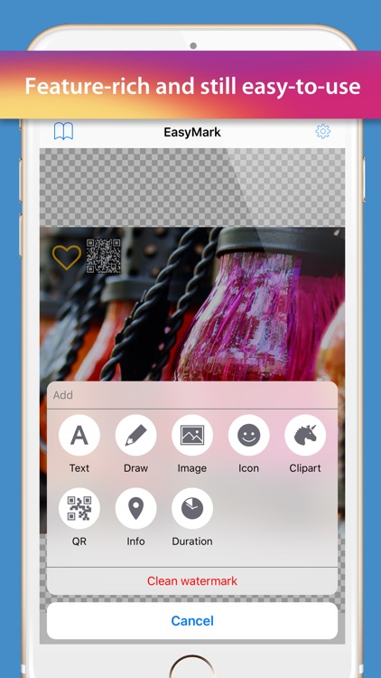 EasyMark - watermark photos and videos easily screenshot-3