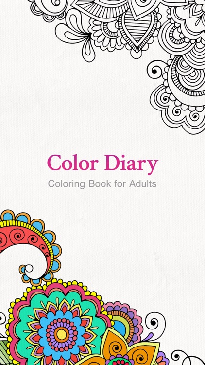 Coloring Pages for Adults - Secret Garden