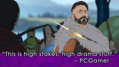 Screenshot #9 for Banner Saga 2