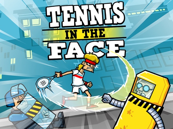 Tennis in the Face Screenshots